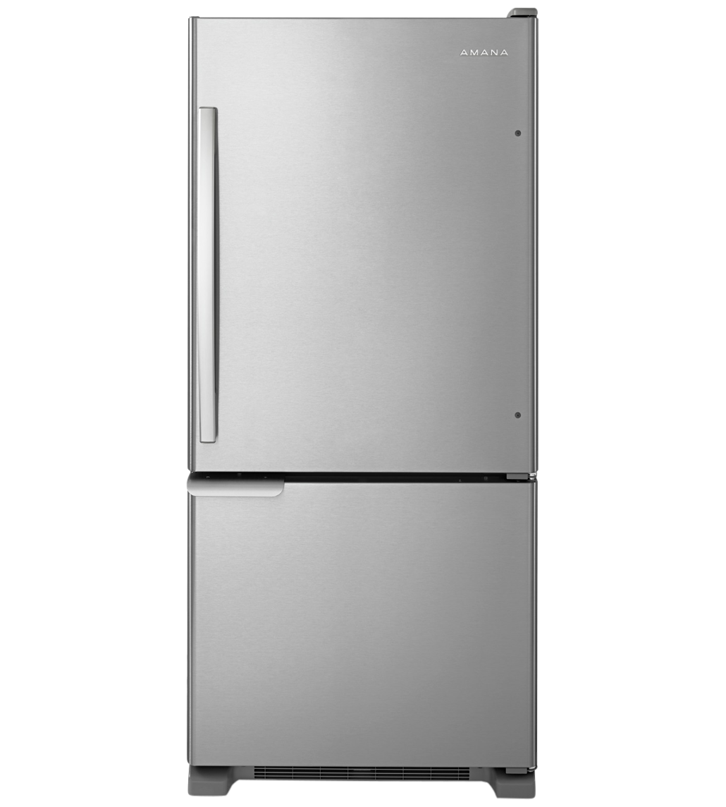 Amana Refrigerator 30 ABB1921BR showcased by Corbeil Electro Store
