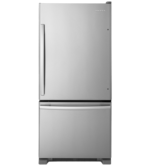 Amana Refrigerator 30 ABB1924BR showcased by Corbeil Electro Store
