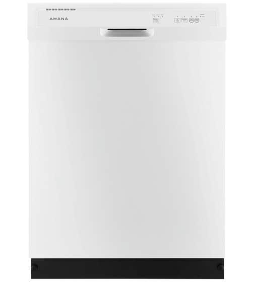 Amana Lave-vaisselle 24 ADB1400AG en couleur Blanc présenté par Corbeil Electro Store