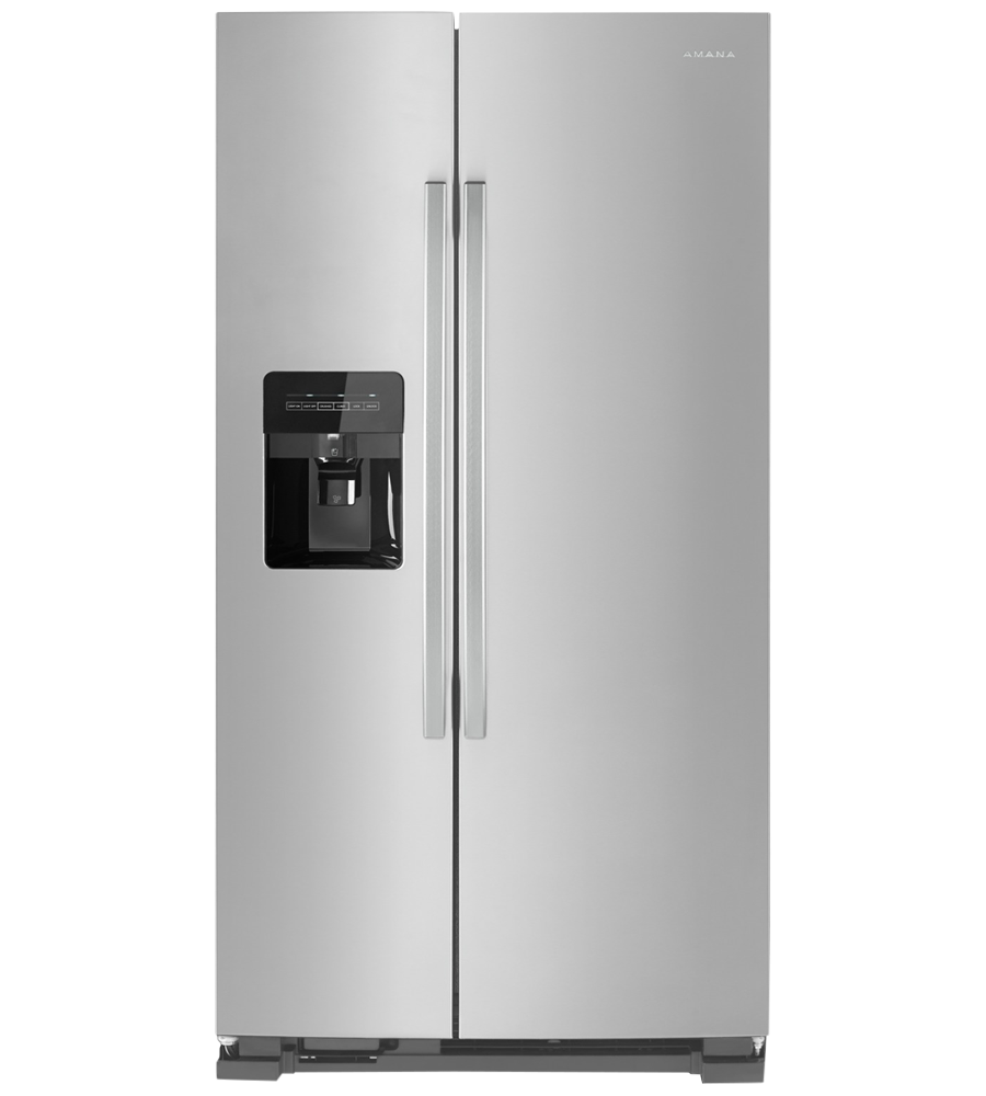 Amana Refrigerator 33 ASI2175GR showcased by Corbeil Electro Store