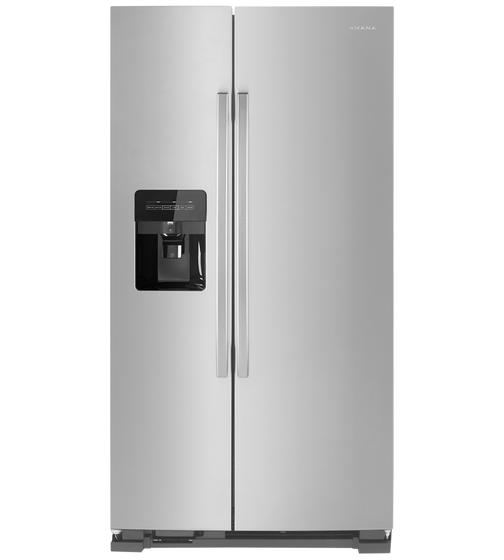 Amana Refrigerator 33 ASI2175GR