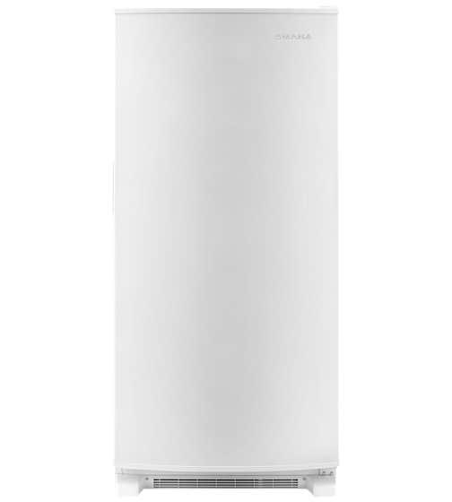 Amana Congelateur 30 Blanc AZF33X18DW en couleur Blanc présenté par Corbeil Electro Store
