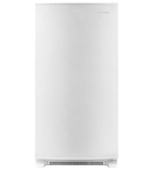 Amana Congelateur 33 Blanc AZF33X20DW en couleur Blanc présenté par Corbeil Electro Store