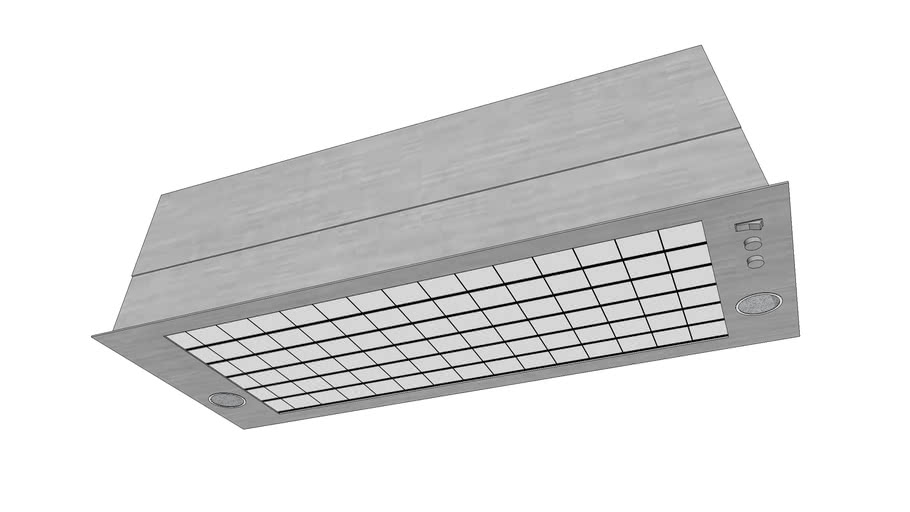 Broan Range Hood 30 StainlessSteel BC2130SS in Stainless Steel color showcased by Corbeil Electro Store