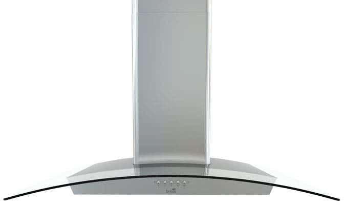 Zephyr Hotte de cuisinière BMI-E30CG