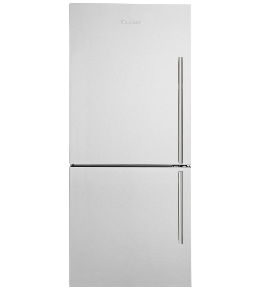 Blomberg Fridge 30inch Stainless Steel BRFB1812SSLN