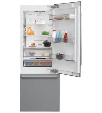 Blomberg Réfrigérateur 30po en couleur Acier Inoxydable présenté par Corbeil Electro Store