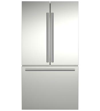 Blomberg Réfrigérateur Acier Inoxydable BRFD2230SS