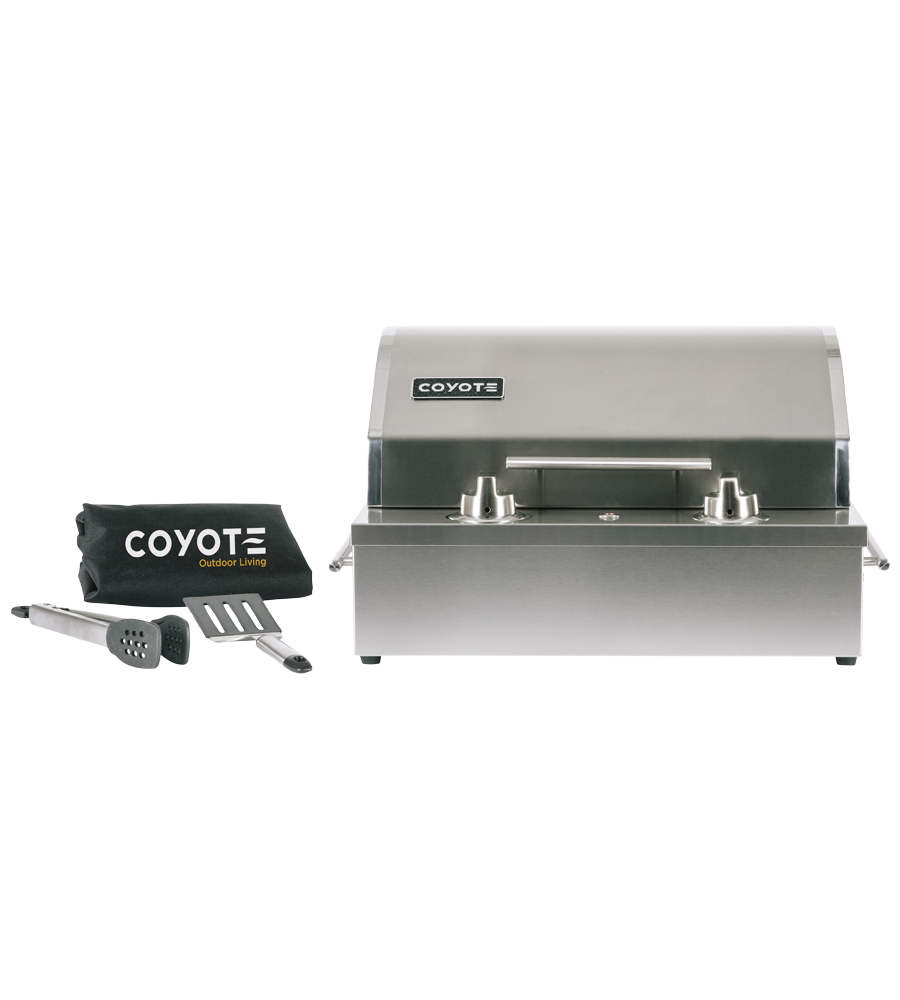 Coyote BBQ 18inch Stainless Steel C1EL120SM