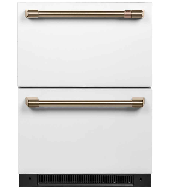 GE CAFE dualDrawer Réfrigérateur