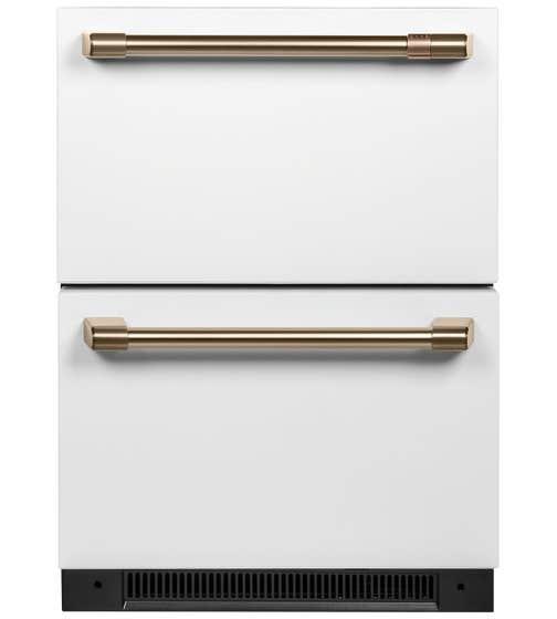 GE CAFE dualDrawer Réfrigérateur présenté par Corbeil Electro Store