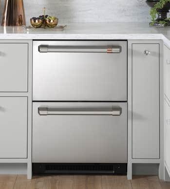 GE Café Specialized refrigeration CDE06RP2NS1