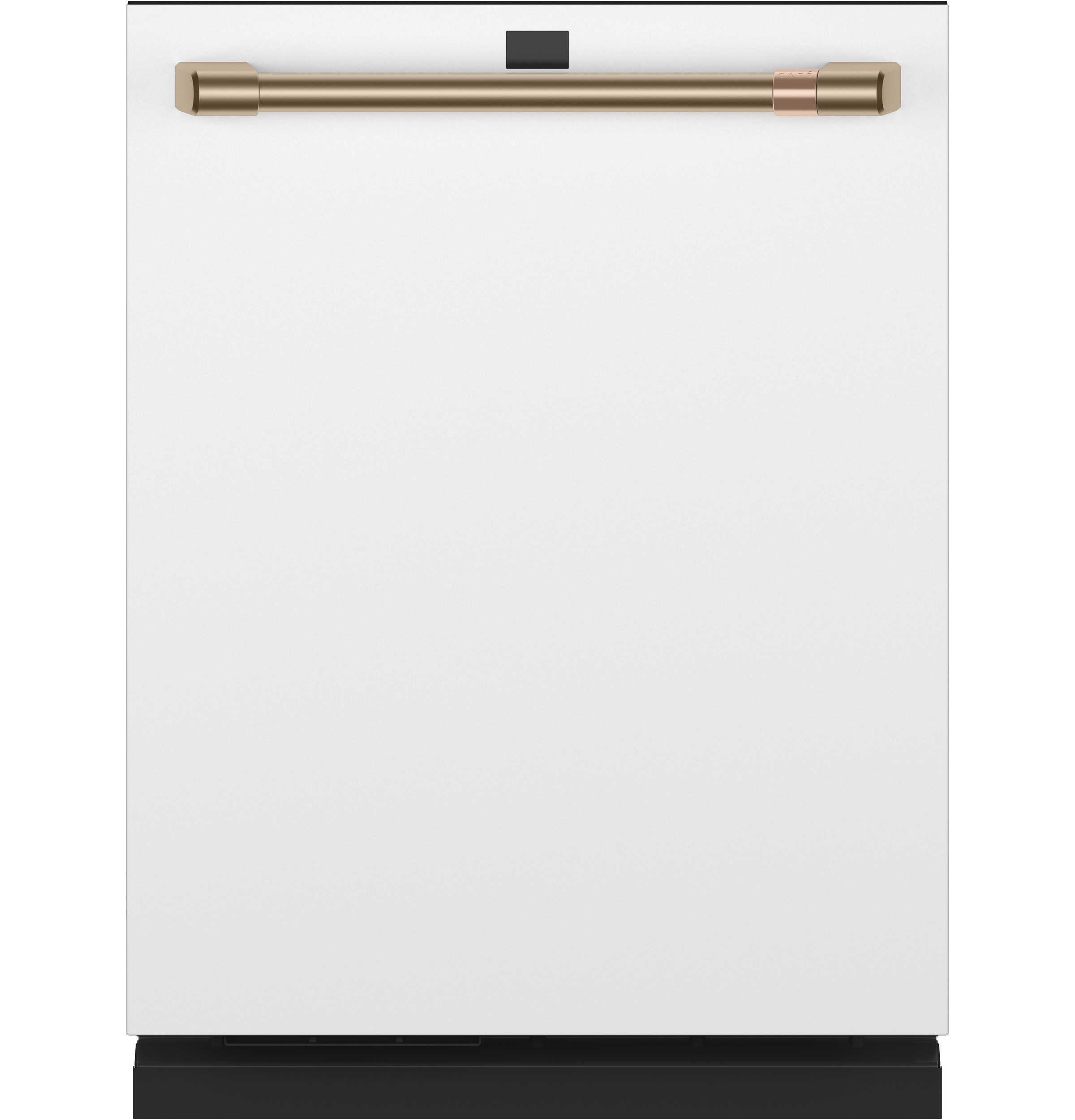 GE CAFE Dishwasher in White color showcased by Corbeil Electro Store