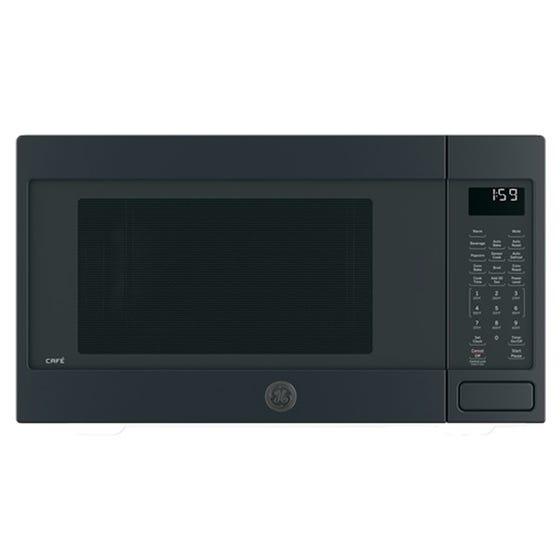 GE Café Microwave 22 Black