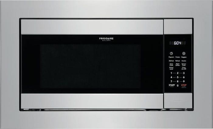 Frigidaire Gallery Microwave 25 Stainless Steel