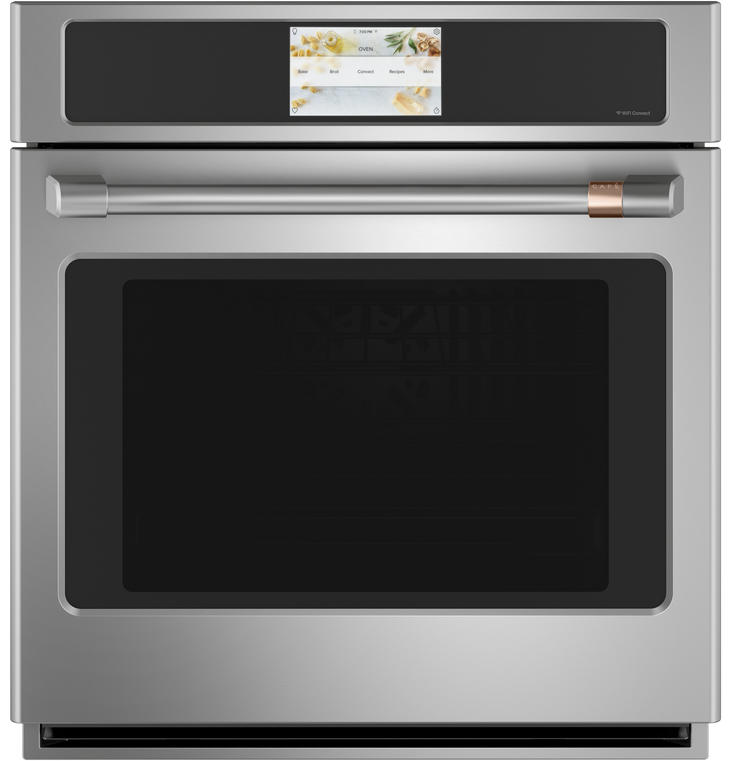 GE Café Wall oven 27 Stainless Steel