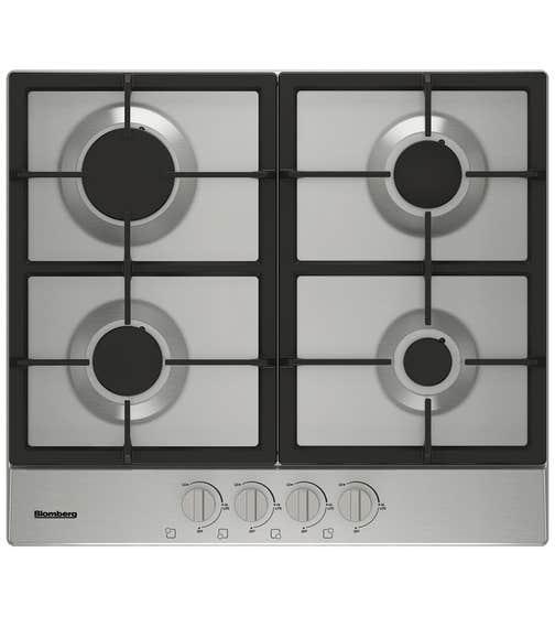 Blomberg Plaque de cuisson 23po en couleur Acier Inoxydable présenté par Corbeil Electro Store