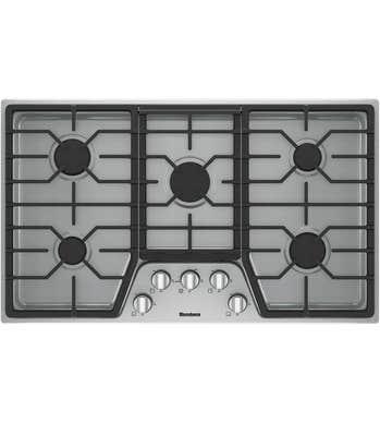 Blomberg Plaque de cuisson 36po en couleur Acier Inoxydable présenté par Corbeil Electro Store