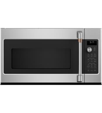GE Café Microwave CVM517P2MS1