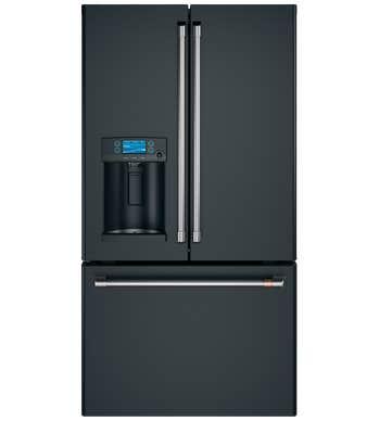 GE réfrigérateur en couleur Noir présenté par Corbeil Electro Store
