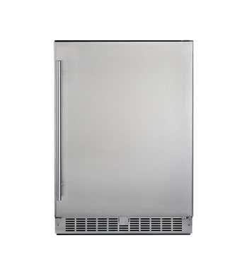 Danby Réfrigérateur en couleur Noir sur Inox présenté par Corbeil Electro Store