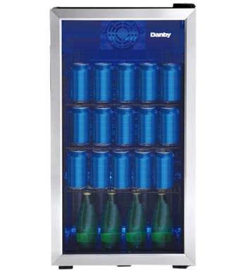 Danby Réfrigération spécialisée DBC117A1BSSDB-6
