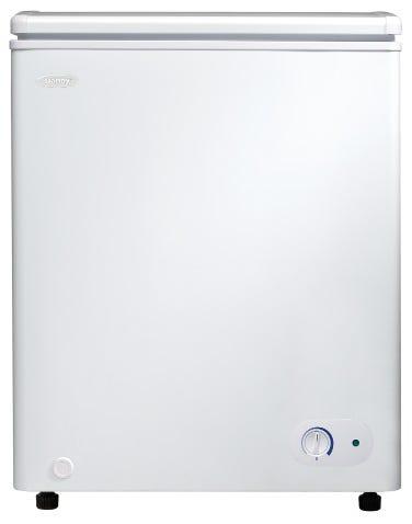 Danby Freezer 25 White DCF038A3WDB
