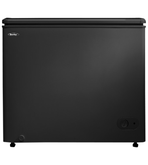 Danby Freezer 40 DCF072A3 showcased by Corbeil Electro Store