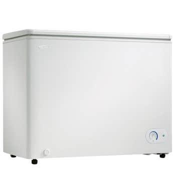 Danby Congelateur 40 DCF072A3 en couleur Blanc présenté par Corbeil Electro Store