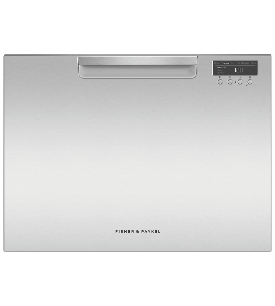 Fisher and Paykel Dishwasher 24 DD24SCT showcased by Corbeil Electro Store