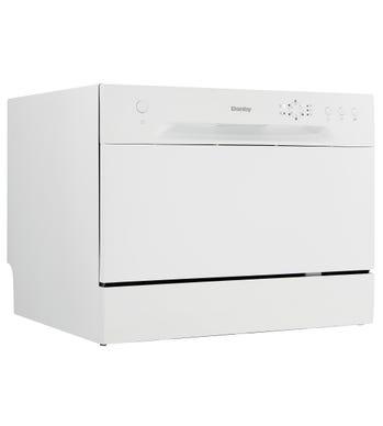 Danby Lave-vaisselle 22 Blanc DDW621WDB