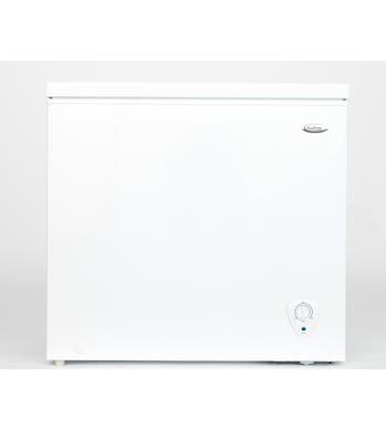 Ellipse Freezer DECH072W2