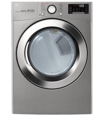 LG Secheuse 27 Blanc DLEX3700V