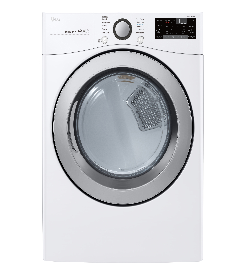 LG Dryer DLG3501W