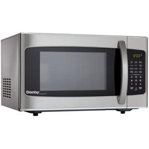 Danby Microwave 21 StainlessSteel DMW111KSSDD