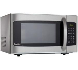 Danby Micro-onde 21 Acier Inoxydable DMW111KSSDD