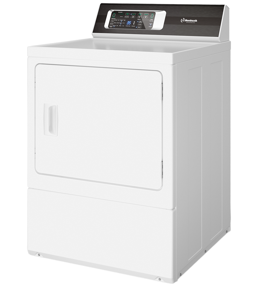 Huebsch Dryer 26 White