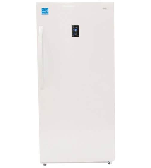 Danby Refrigerateur hybride 28 Blanc DUF140E1WDD en couleur Blanc présenté par Corbeil Electro Store