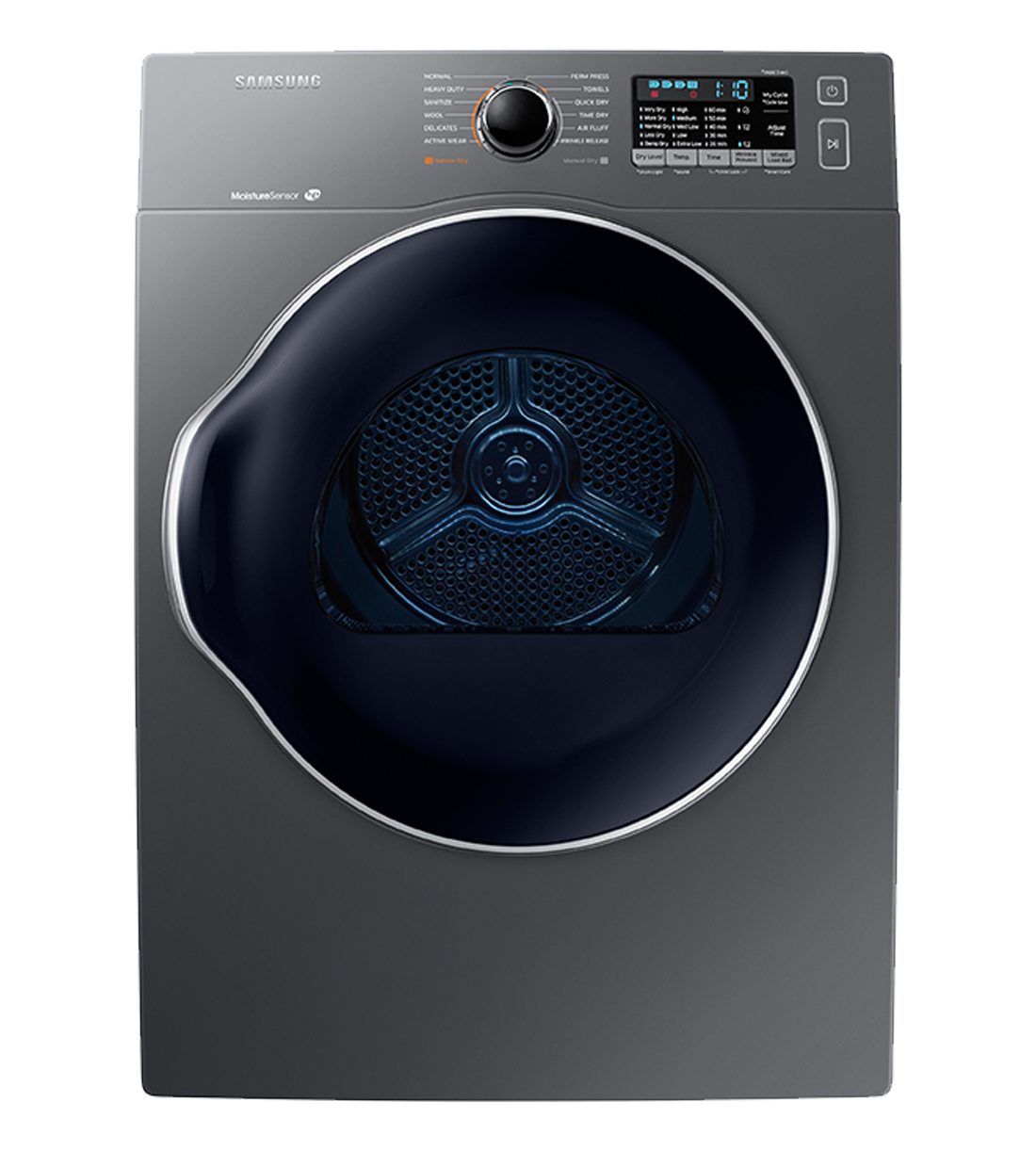 Samsung Dryer 24 DV22K6800E showcased by Corbeil Electro Store