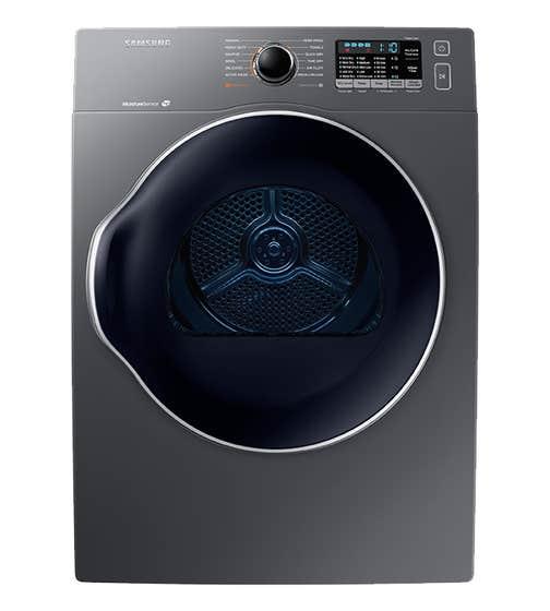 Samsung Dryer 24 DV22K6800E showcased by Corbeil Electro Store