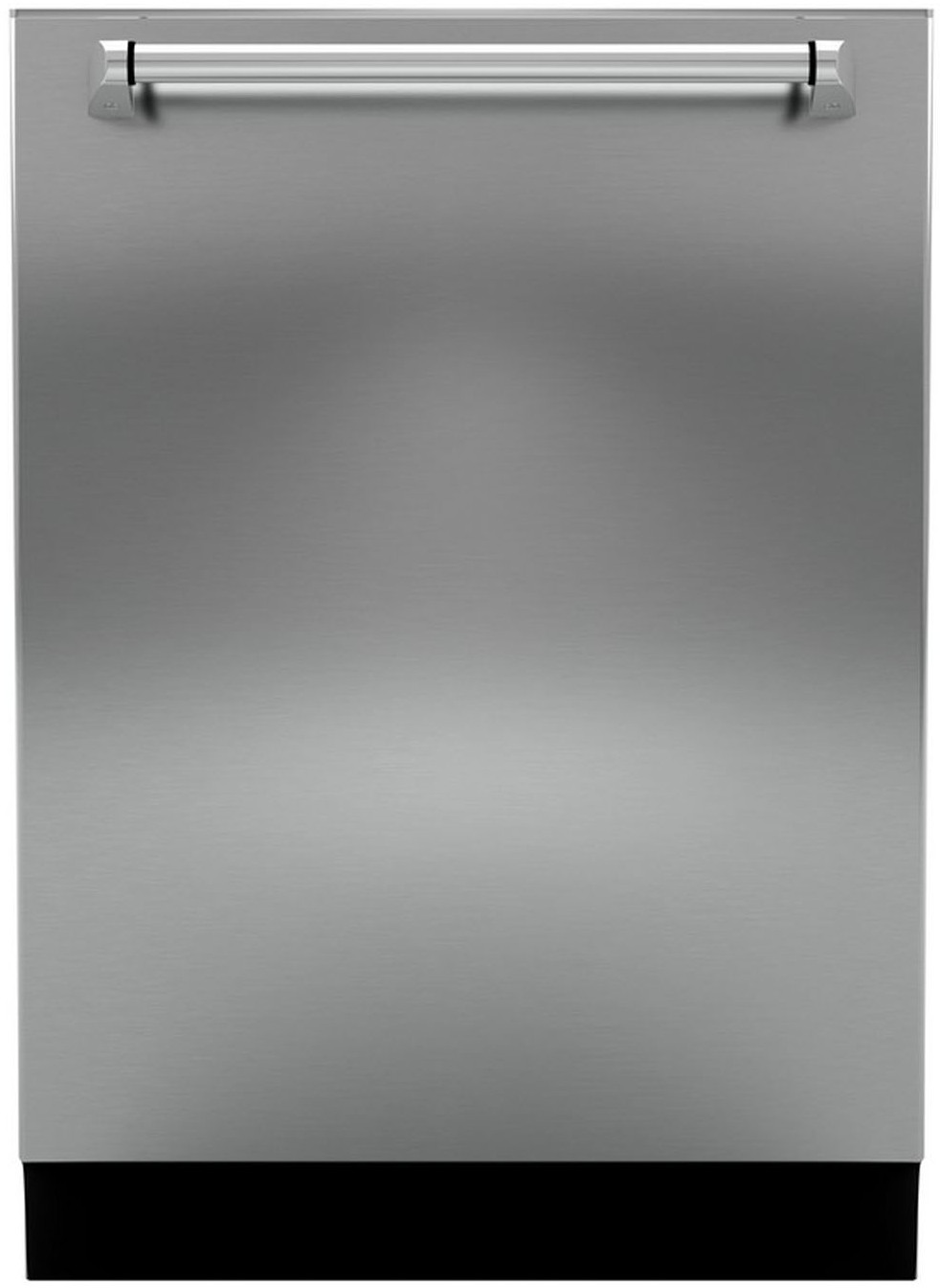 Bertazzoni Dishwasher 24inch in Stainless Steel color showcased by Corbeil Electro Store