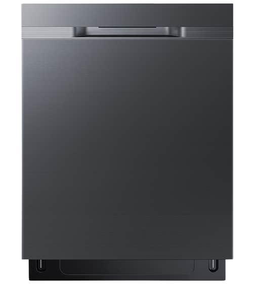 Samsung Lave-vaisselle 24 DW80K5050U en couleur Acier Inoxydable Noir présenté par Corbeil Electro Store