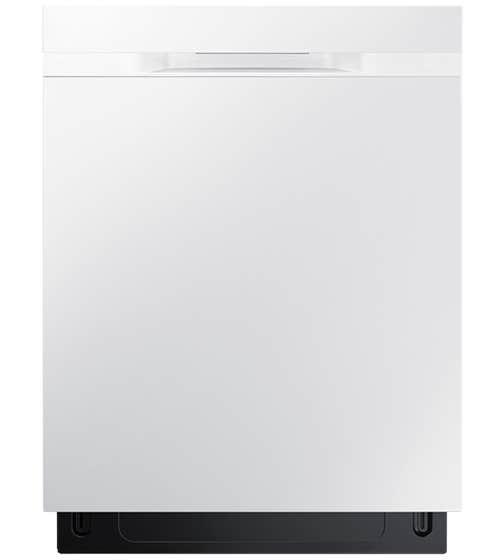 Samsung Lave-vaisselle 24 DW80K5050U en couleur Blanc présenté par Corbeil Electro Store