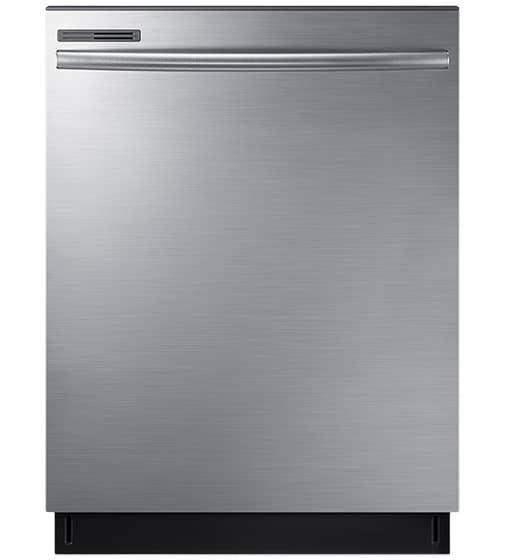 Samsung Lave-vaisselle 24 Acier Inoxydable DW80M2020US en couleur Acier Inoxydable présenté par Corbeil Electro Store