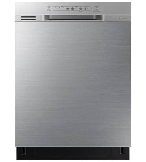 Samsung Lave-vaisselle 24 Acier Inoxydable DW80N3030US en couleur Acier Inoxydable présenté par Corbeil Electro Store