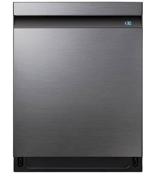 Samsung Lave-vaisselle 24 DW80R9950U en couleur Acier Inoxydable Noir présenté par Corbeil Electro Store