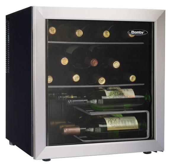 Danby Cellier a vin 18 Platine DWC172BLPDB