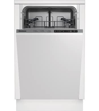 Blomberg Lave-vaisselle 18po en couleur Blanc présenté par Corbeil Electro Store