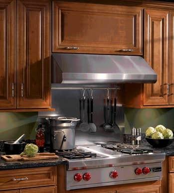 Broan Hotte 42 Acier Inoxydable E64E42SSLC en couleur Acier Inoxydable présenté par Corbeil Electro Store
