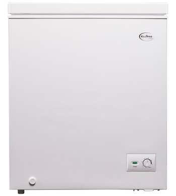 Ellipse Congélateur 28 Blanc en couleur Blanc présenté par Corbeil Electro Store